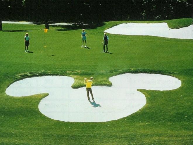 Golf de Disneyland Paris - Paris - Francia - Alquiler de palos de golf