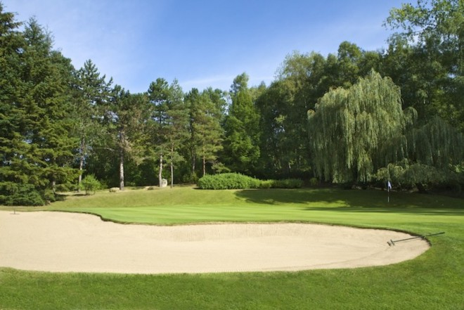 Golf de Domont Montmorency - Paris - France - Location de clubs de golf