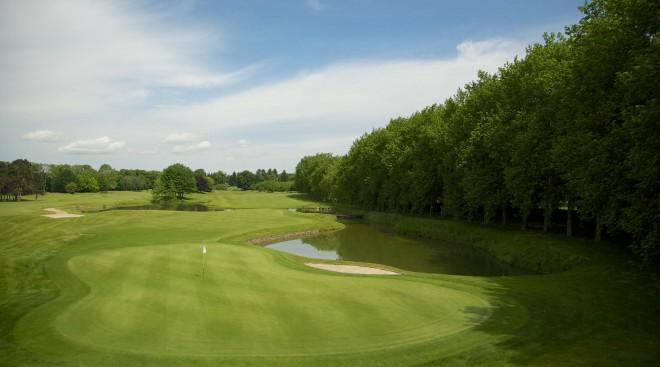 Paris International Golf Club - Paris Nord - Isle Adam - France