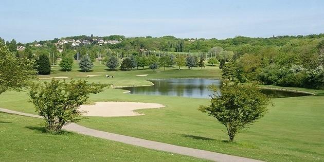 Golf de Feucherolles - Paris - Francia - Alquiler de palos de golf