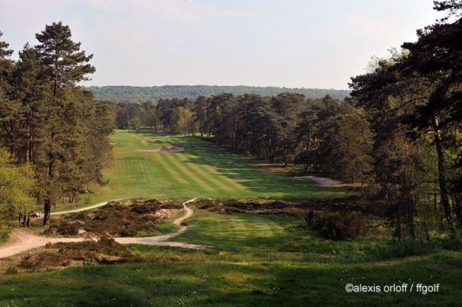 Golf de Fontainebleau - Paris - France - Location de clubs de golf