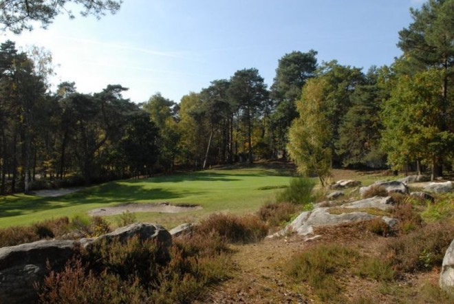 Golf de Fontainebleau - Paris - France - Clubs to hire