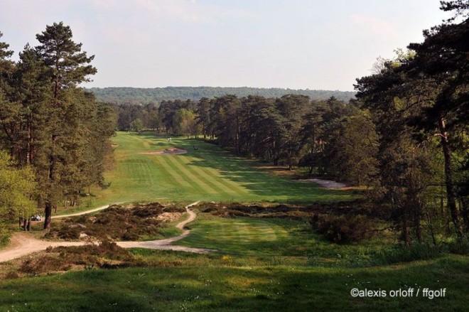 Golf de Fontainebleau - Paris - Francia - Alquiler de palos de golf
