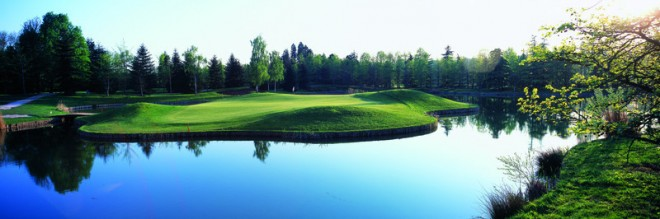 Golf Parc Robert Hersant - Paris - Francia