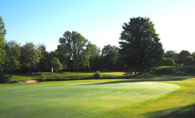 Golf Blue Green Rueil Malmaison - Paris - Francia