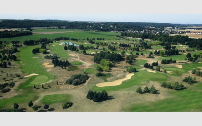 Golf de Rebetz - Paris - France