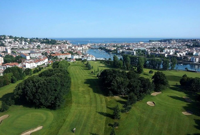 Golf de la Nivelle - Biarritz - France - Location de clubs de golf