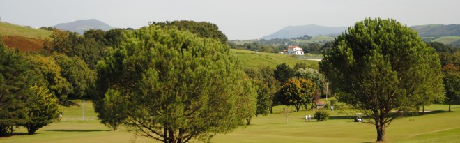 Golf d'Epherra à Souraïde - Biarritz - France