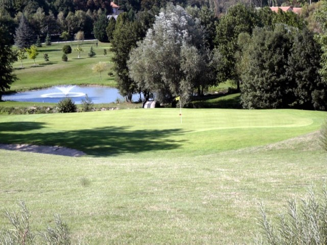 Golf de Lésigny-Réveillon - Paris - Francia - Alquiler de palos de golf