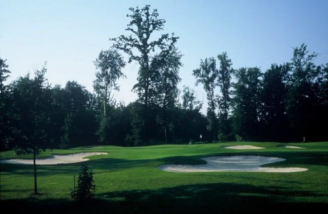 Alquiler de palos de golf - Golf de l'Isle Adam - Paris - Francia