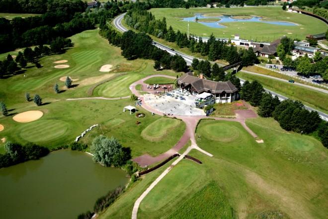 Golf Hôtel de Mont Griffon - Paris Nord - Isle Adam - Frankreich