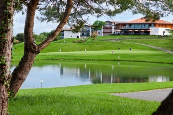 Golf de Makila Bassussary - Biarritz - Landes - France - Clubs to hire
