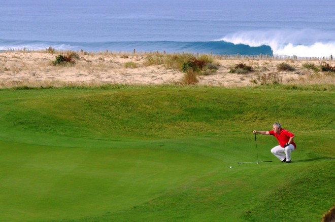 Golf de Moliets - Biarritz - France - Location de clubs de golf
