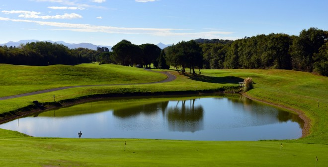 Golf de Makila Bassussary - Biarritz - France