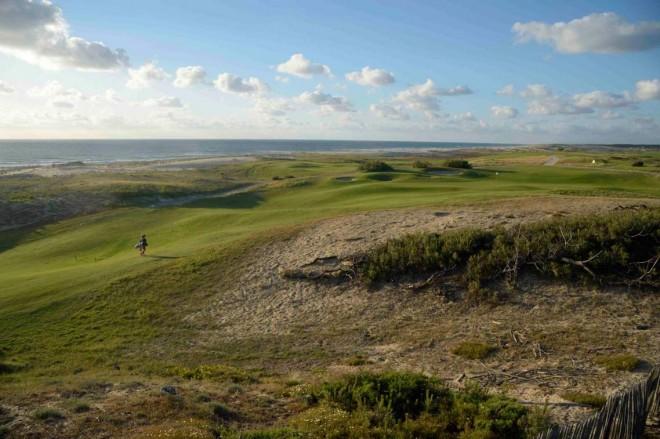 Golf de Moliets - Biarritz - Francia - Alquiler de palos de golf