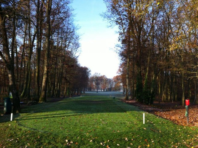 Golf de Montereau la Forteresse - Paris - Francia - Alquiler de palos de golf