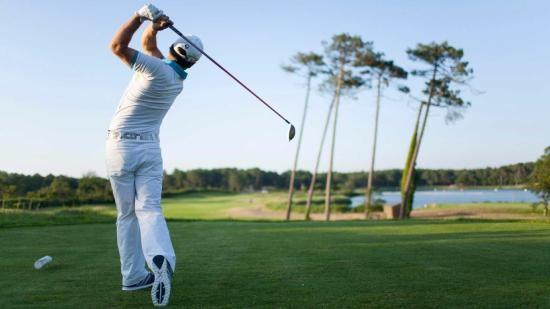 Golf de Pinsolle - Biarritz - Francia - Mazze da golf da noleggiare