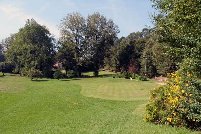 Clubs to hire - Golf de Quinta do Fojo - Porto - Portugal