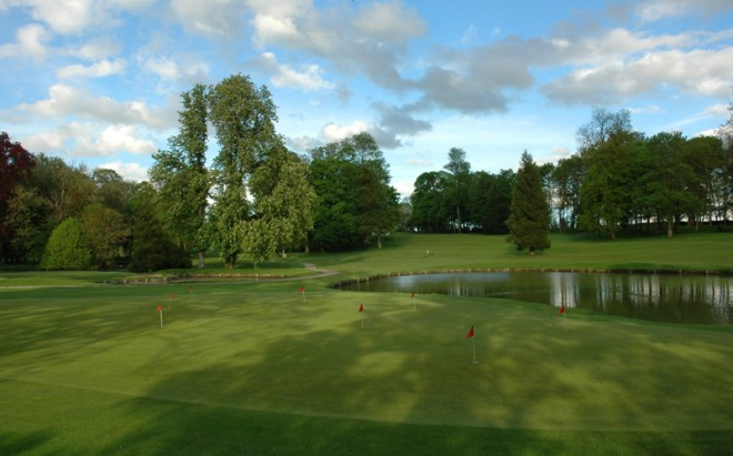 Golf de Rebetz - Paris - France - Location de clubs de golf