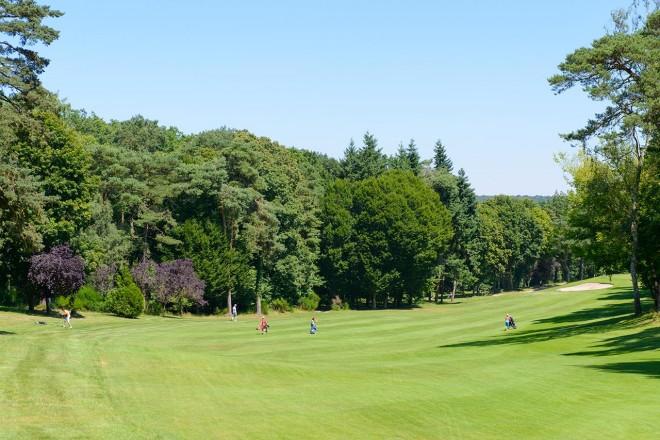Golf de Rochefort - Paris - Francia - Alquiler de palos de golf