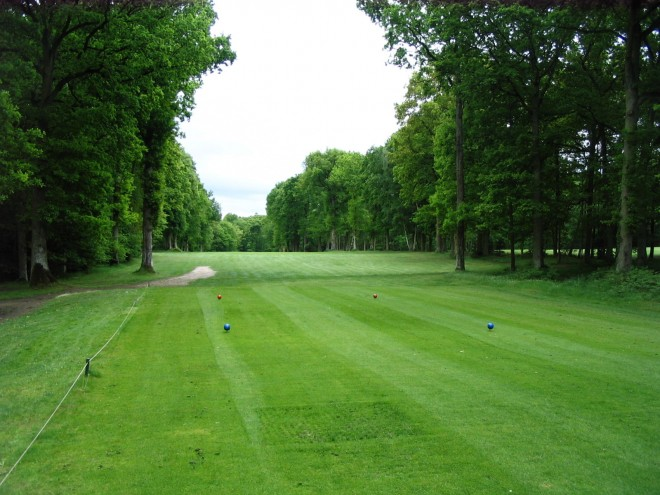 Alquiler de palos de golf - Golf de Rochefort - Paris - Francia