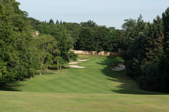 Golf de Saint Cloud - Paris - France - Clubs to hire