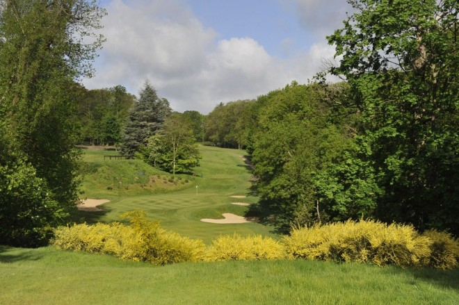Golf de Saint Cloud - Paris - France - Location de clubs de golf