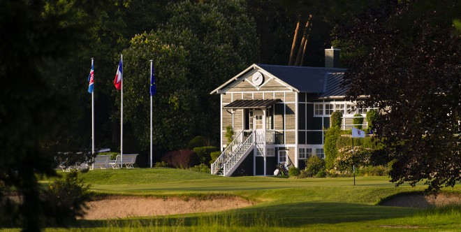 Golf de Saint Germain - Paris - France - Location de clubs de golf