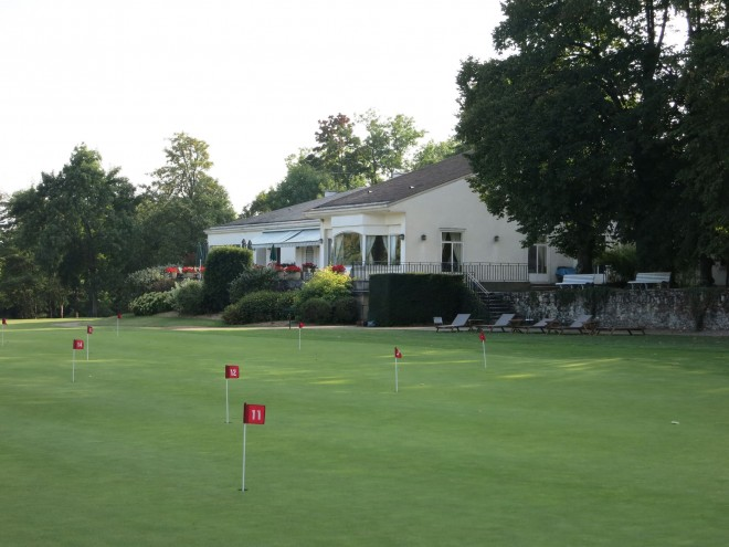 Golf d'Ormesson - Parigi - Francia