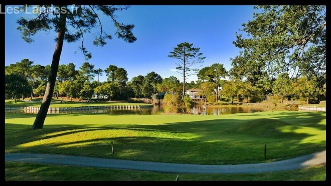 Golf de Seignosse - Biarritz - France - Location de clubs de golf