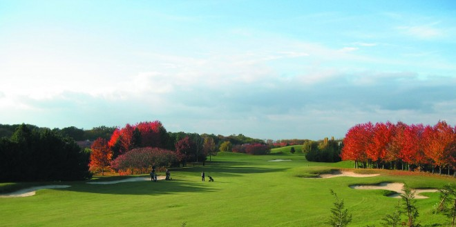 Golf de Sénart - Paris - France - Clubs to hire