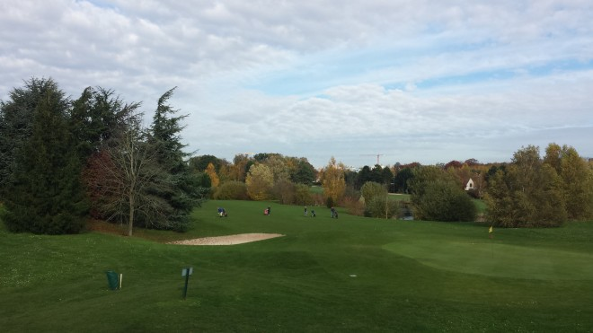 Garden Golf de Cergy - Paris - Francia