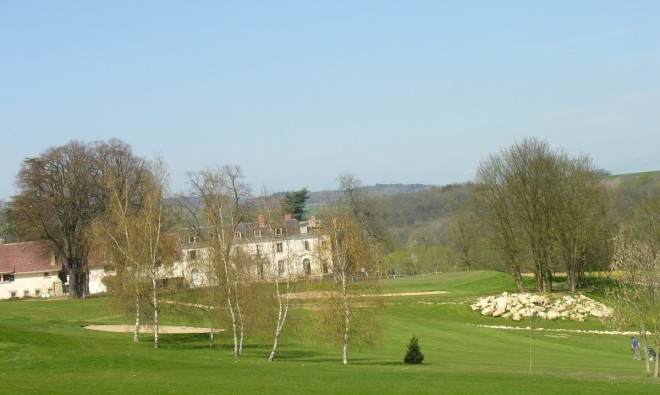 Golf de Seraincourt - Paris - France - Location de clubs de golf