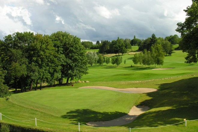 Alquiler de palos de golf - Golf de Seraincourt - Paris - Francia