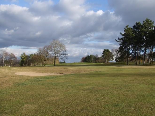 Golf de Seraincourt - Paris - Francia - Alquiler de palos de golf