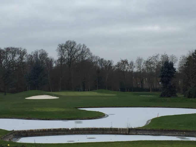 Golf de St. Germain Les Corbeil - Paris - France - Location de clubs de golf