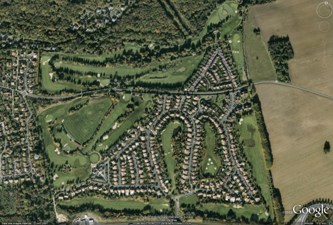 Alquiler de palos de golf - Golf de St. Germain Les Corbeil - Paris - Francia