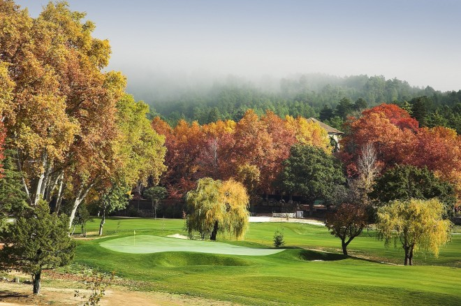 Golf de Vidago Palace - Porto - Portugal - Location de clubs de golf
