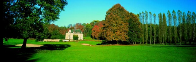 Golf de Villarceaux - Paris - France - Clubs to hire
