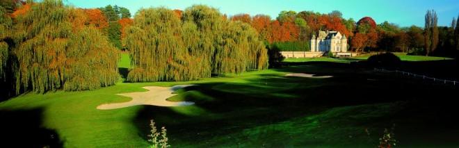 Golf de Villarceaux - Paris - Francia - Alquiler de palos de golf