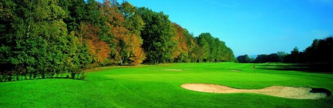 Golfschlägerverleih - Golf de Villarceaux - Paris - Frankreich