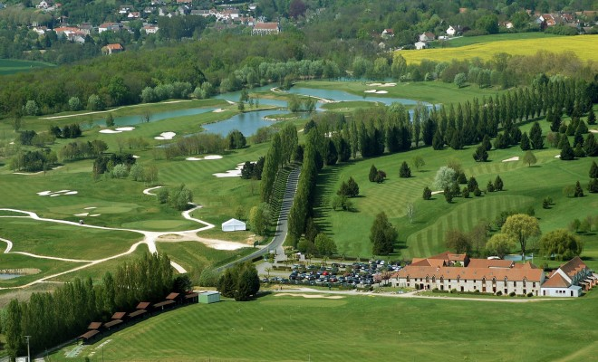 Domaine de Crecy - Paris - Frankreich