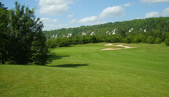 Golf des Boucles de Seine - Parigi - Francia - Mazze da golf da noleggiare