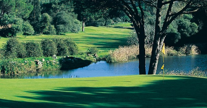 Golf do Estoril - Lisbon - Portugal - Clubs to hire