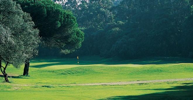Golf do Estoril - Lisbona - Portogallo - Mazze da golf da noleggiare
