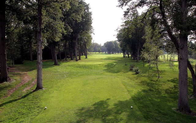 Golf domaine du Coudray - Paris - France - Location de clubs de golf