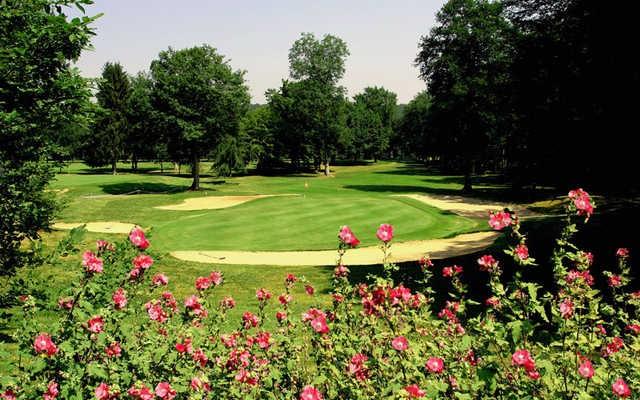 Golf domaine du Coudray - Paris - Francia - Alquiler de palos de golf