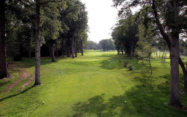 Golf domaine du Coudray - Paris - Frankreich - Golfschlägerverleih