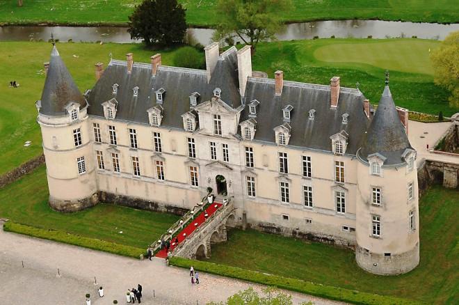 Golf du Château d'Augerville - Paris - Francia - Alquiler de palos de golf