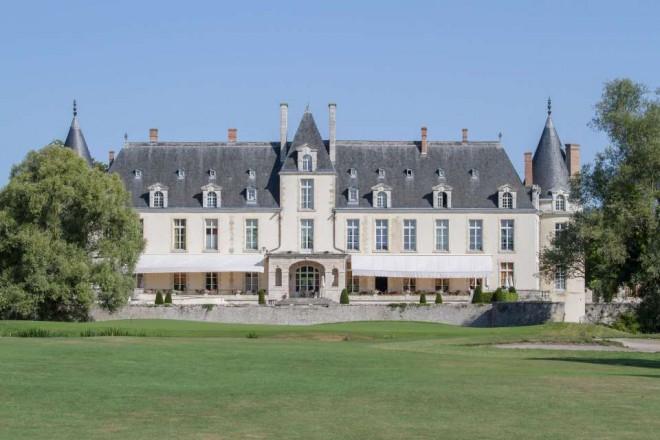 Golf du Château d'Augerville - Paris - Frankreich - Golfschlägerverleih